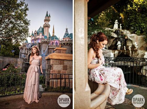 夢想在迪士尼拍婚紗照的她發現未婚夫不要她了 「她流淚照樣到迪士尼」證明她還是公主!