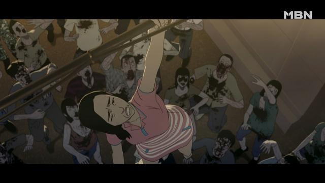 《屍速列車》前傳動畫片搶先曝光!導演在《屍速列車》裡安排的「女活屍」就是你沒發現的「重要精彩秘密彩蛋」!
