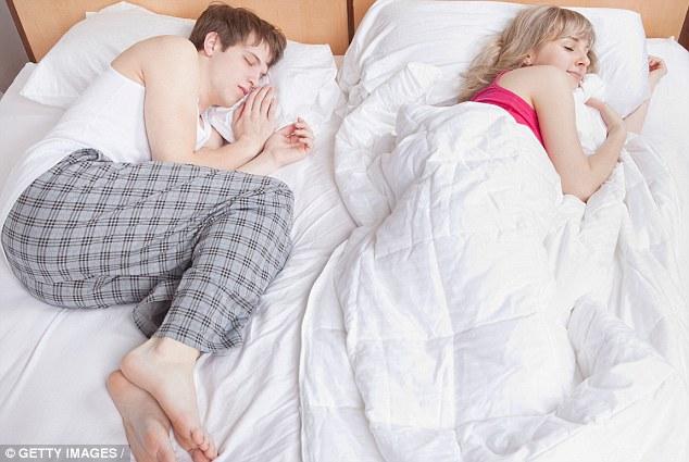 為什麼男生身體熱而女性身體冷?原來是體內的胎兒!