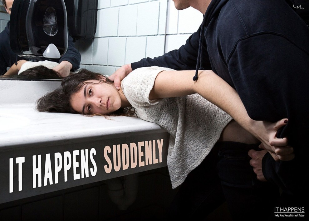 9張真實呈現「校園性侵畫面」的沉重照片,會讓你終於看到你沒想過的恐怖真相。