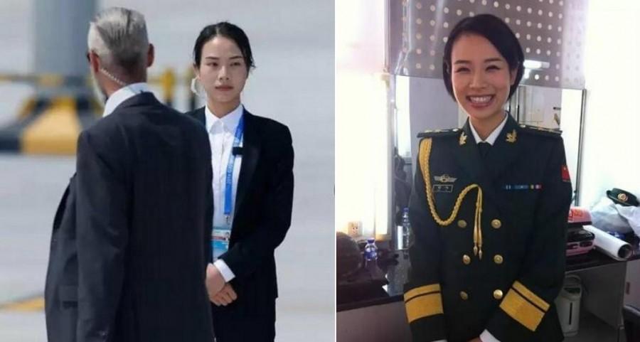中國G20高峰會驚現「絕世氣質正妹保鑣」!肉搜出來的超甜美笑容讓網友的小鹿直接撞上月球!