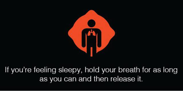 15個「證明你其實只是機器人」的人類身體操控秘訣。#4睡不著的話這麼做就好了!