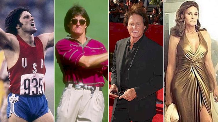 16名好萊塢知名明星的「驚人進化」證明巨星可能都是液體生物,沒想到最後那位連性別都變了...