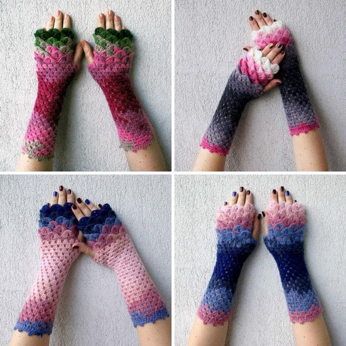 8種可以讓你變成「最美的龍」的美絕龍麟手套!