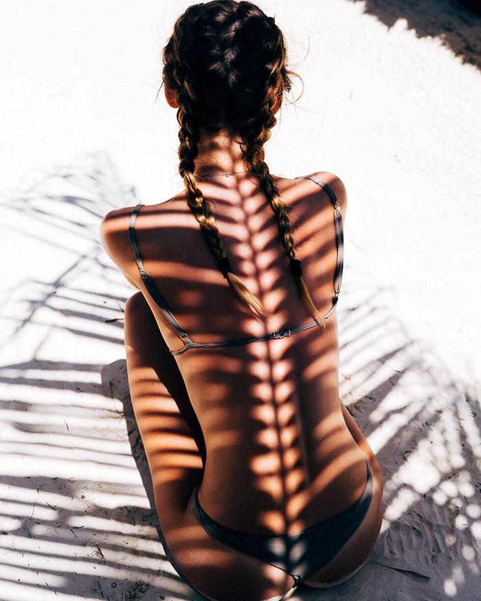 38張超有創意的「影子」照片,讓你發現原來最美的東西一直都跟著我們!