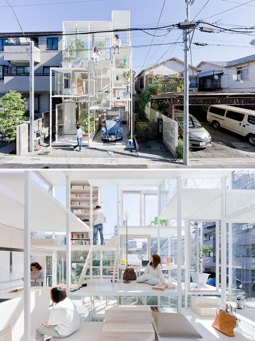 30個「超未來日本建築」證明日本其實已經超越其他國家100年了!