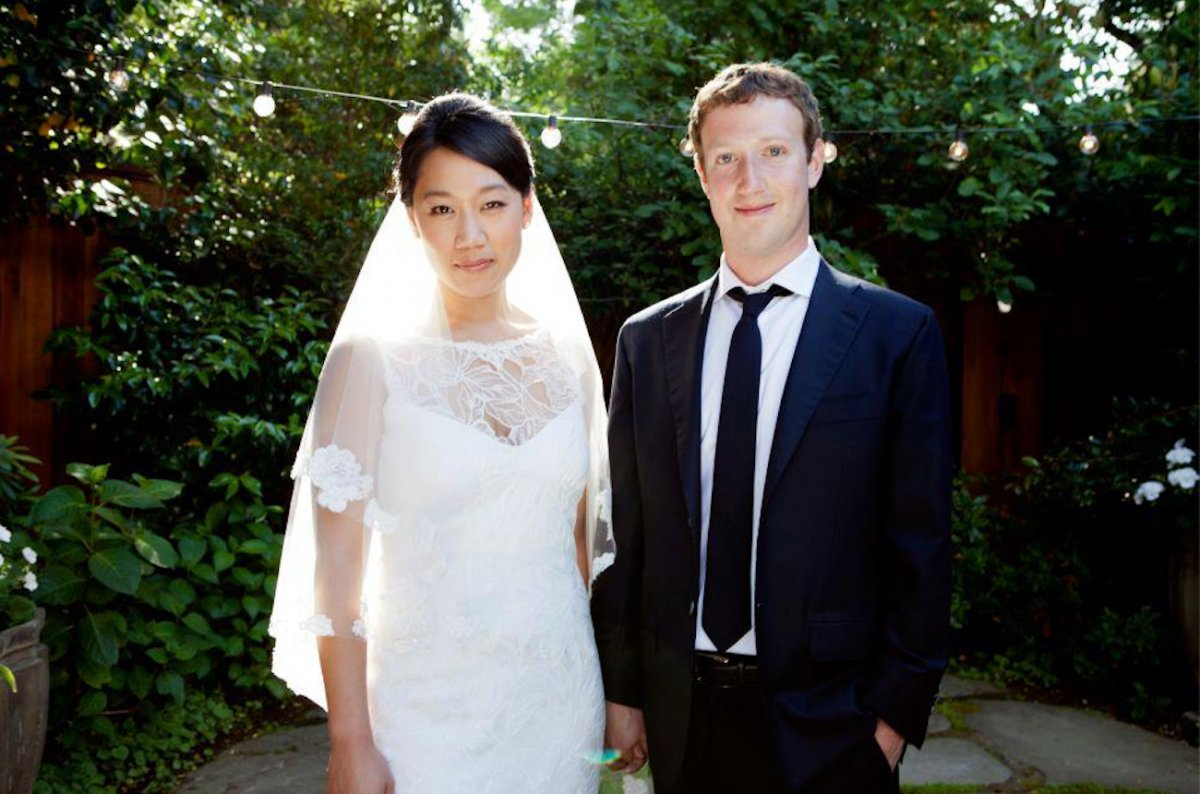 The day after the IPO, Zuckerberg somehow found the time to marry his long-time girlfriend Priscilla Chan, whom he met while still a Harvard student.