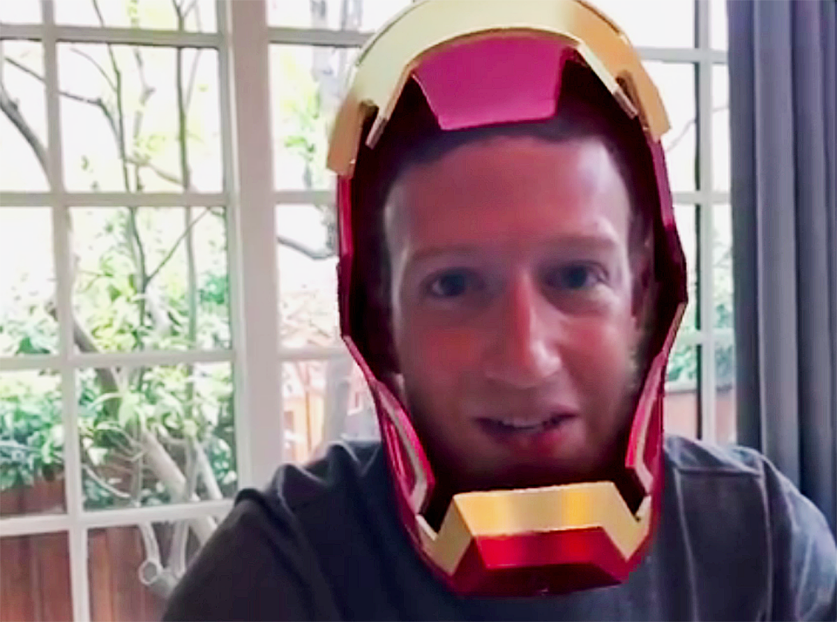 But even with all of his wealth redistributed to charitable causes, Zuckerberg is keeping his iron grip on the company, thanks to a stock scheme that keeps him in control no matter what else happens to the company. So he's not losing control of the company he founded out of a Harvard dorm room any time soon.