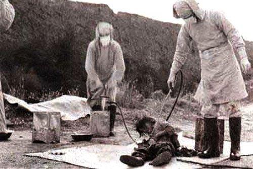 日本政府一直不承認比南京大屠殺還殘忍的「731部隊人體病毒實驗」,直到一堆「恐怖畸形人體照片」流出...