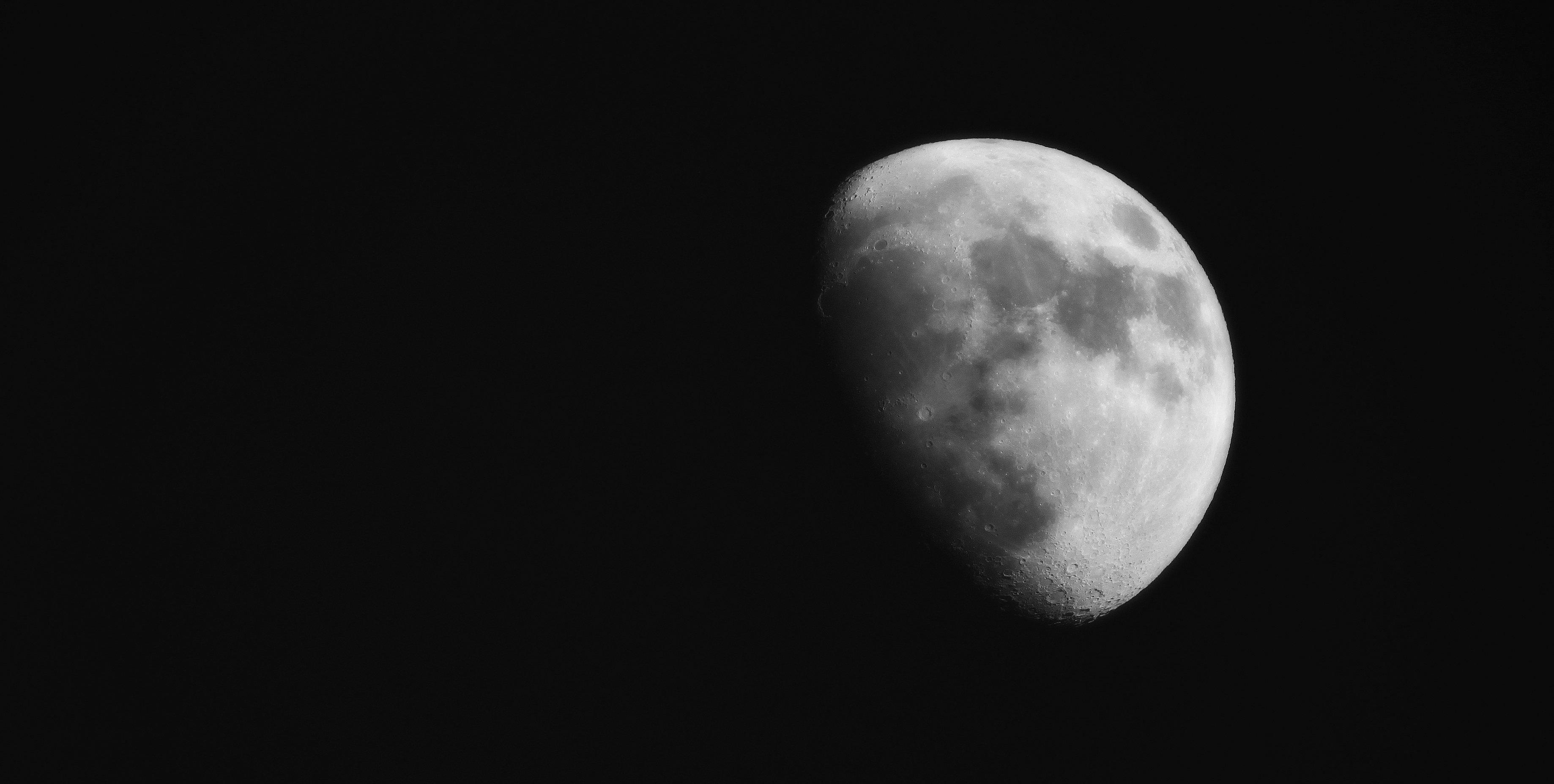 「黑月」天文奇景就是末日前兆?!在這裡才能看到「地球即將把月亮吃掉」最傳奇末日畫面!