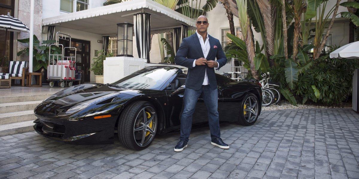 巨石強森「打敗小勞勃道尼」成為全球收入最高演員。看到他「花錢愛買的東西」讓人太嫉妒了!(28張)