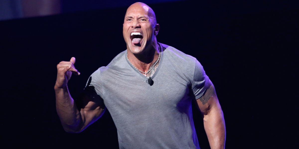 """With high-profile movies on the horizon like the big screen adaptation of """"Baywatch,"""" Disney's animated """"Moana,"""" another """"Fast and Furious"""" movie, and a """"Jumanji"""" sequel, it looks like The Rock will have plenty of more spending money for years to come."""