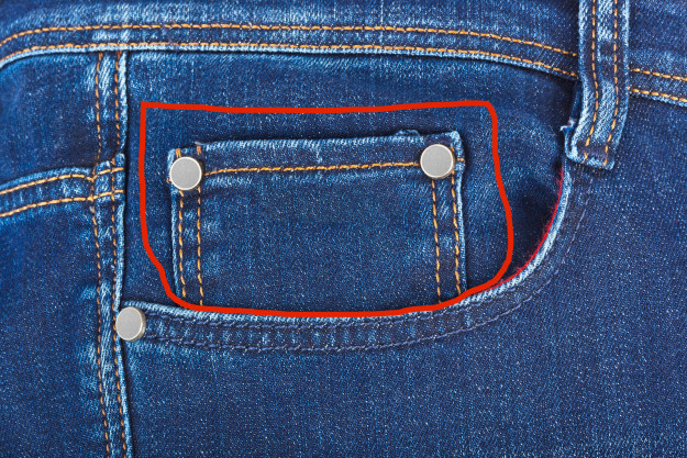 20個「超平凡日常用品」的真正用途 牛仔褲的迷你口袋其實超實用!