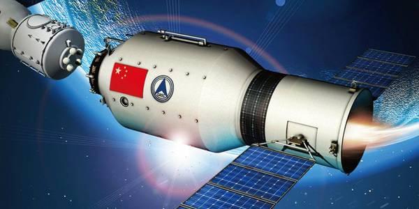 中國宣布「天宮一號」不受控制會墜落地球,專家一聽立刻警告「人類有生命危險了」!