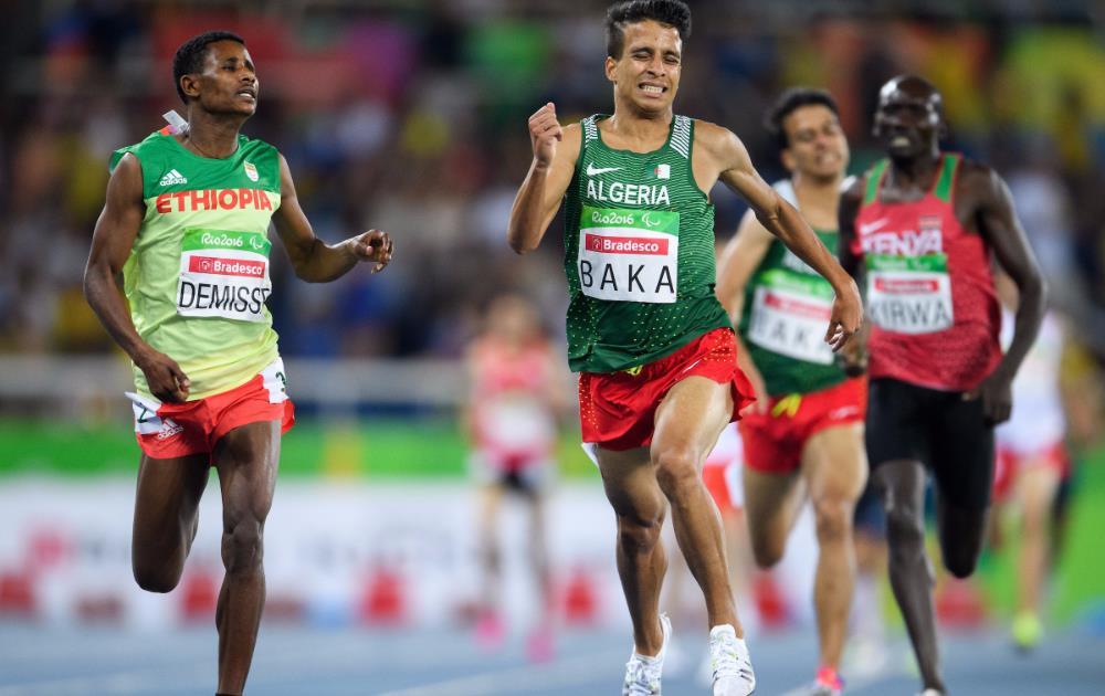 這4位1500公尺身障田徑選手全跑得比里約奧運金牌得主還快,但這世界就是這麼不公平!