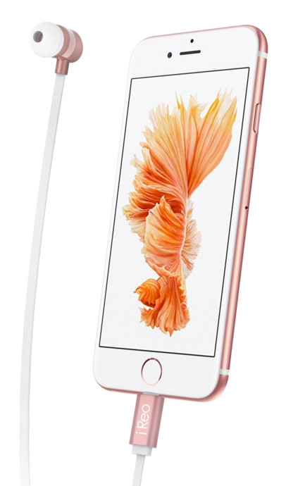 iPhone 7耳機亮相,看來之前的傳言都是真的...