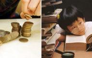 媽媽好意提出「成績換零用錢條約」想要鼓勵小孩讀書,直到孩子「考到不及格」她才後悔莫及!(父母必看)