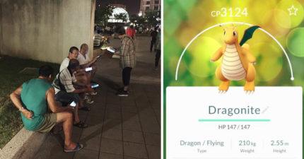 最強Pokemon Go團!「蘆洲神人阿公阿嬤團」每隻稀有寶可夢CP都超過2500!網友哭喊「求加入!」
