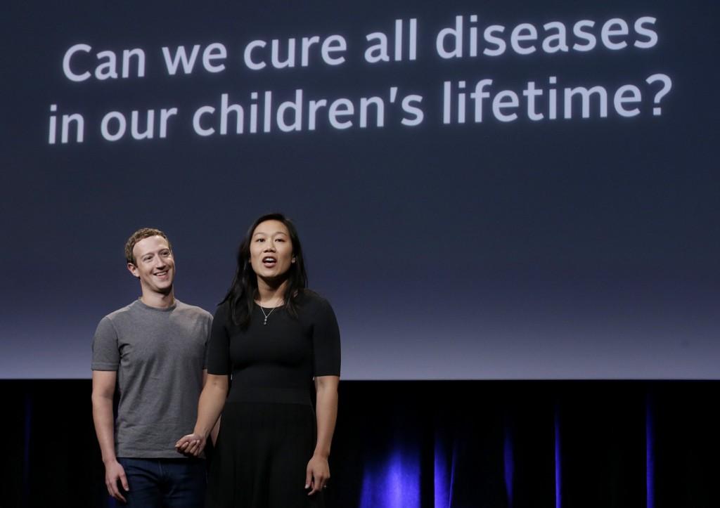 祖克柏與老婆的慈善事業下定決心,準備砸941億來對抗「世界所有疾病」!
