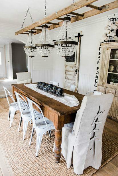 他把「老舊廢棄木梯吊在天花板上」,改造後「瞬間變完美藝術神作」要我花10萬買都願意!