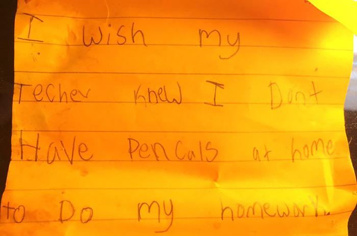30個小學生寫下「我希望老師知道」的簡單句子,「他們的真情告白」讓老師都噴淚了。