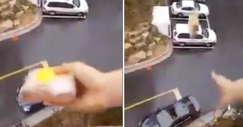 這名最猛韓國老婆因為老公忘記帶午餐,所以「請老公把車子開去樓下」網友全都嚇瘋了!