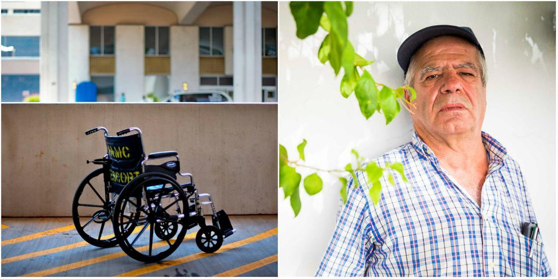 43年前他被診斷出「罹患肌肉萎縮症」終身坐輪椅,43年後醫生說「只是一場誤會」...