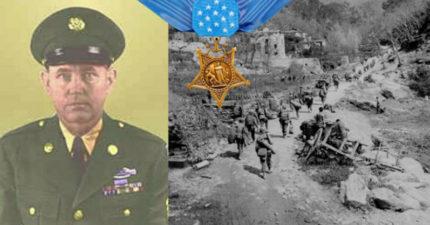 空軍學生看歷史書裡有個英雄跟學校校警很像,去詢問才知道他當年給德軍吃盡苦頭!