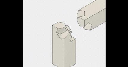 10個「完美貼合超舒壓」日本傳統木工神技法,立刻看出為什麼日本建築比台灣的還要堅固!#7是魔術~