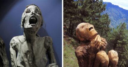 13個「會讓你最接近死亡」的驚悚旅遊景點。#5看過那顆頭一定會做惡夢!