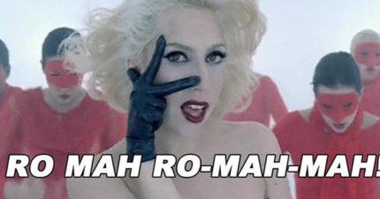 Lady Gaga終於透露《Bad Romance》歌詞真正含義,「RO MAH RO MAH MAH」原來很有意義!