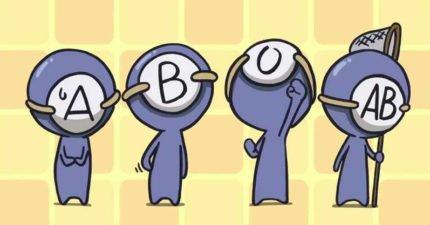 日網友瘋傳「ABO血型性格神準剖析」,每種血型人看完都說瘋狂中槍啊!