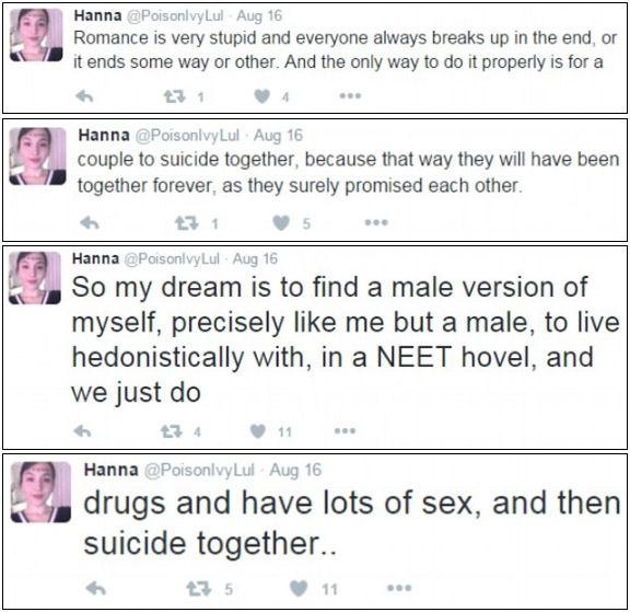 絕對不要加這美女好友,她最後會逼到你自殺!