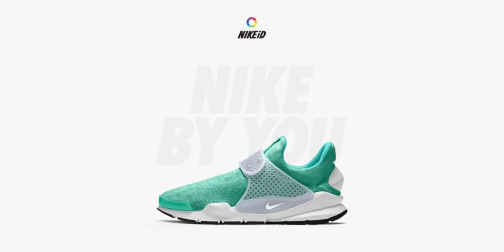 台灣Nike ID正式上線讓你「客製自己球鞋:名字、號碼」,選項多到世界上不會有人跟你一樣!