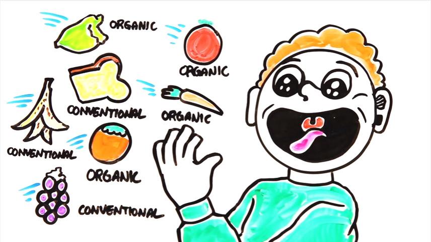 這就是為什麼「只吃有機蔬果」可能會摧毀地球環境跟你的健康!