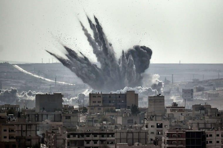 歷史學家表示「第三次世界大戰」已經上演,專家說:「重演二次大戰前的情況」。