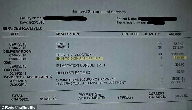 這名爸爸竟被醫院要求付$1200元才能抱剛出生的兒子,但網友爆料說這很正常。