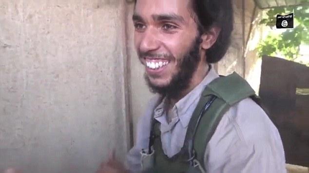 ISIS自殺炸彈客玩遊戲「贏得自爆的機會」開心得像中了六合彩一樣!影片拍到自爆!