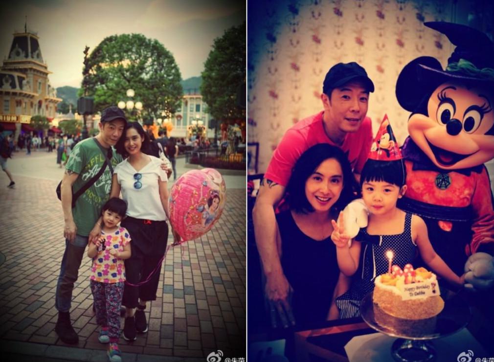 香港性感女星朱茵3歲女兒曝光!「高顏值神基因萌臉蛋」讓網友驚呼:「根本小朱茵!」