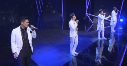 5566現場沒走音,網友PO出「現場錄影」影片發現他們是被陰了!