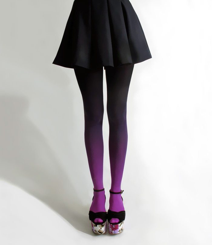 17款能讓你在這個秋冬保暖的同時還擁有終極時尚的「漸層緊身褲」!