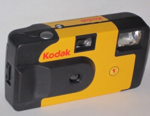 And chances are they've never felt that sweet, sweet satisfaction of turning the disposable camera wheel.
