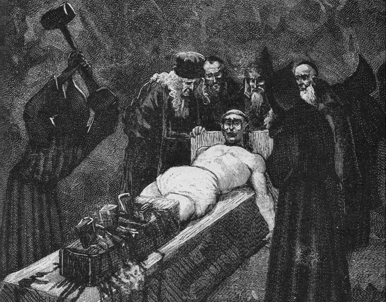 15種光想像就會讓人崩潰的「歷史上最殘忍處死方法」。但#13可怕酷刑竟然到現在還存在...