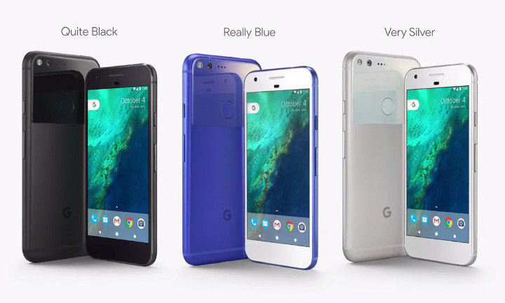 Google Pixel 發表:高品質相機、無限雲端照片儲存空間