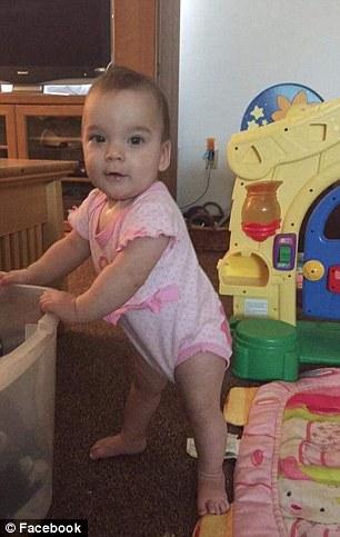 媽媽沒發現新男友看小女兒的眼神怪怪的,才10個月大的女嬰就「被強暴後猛撞死亡」...
