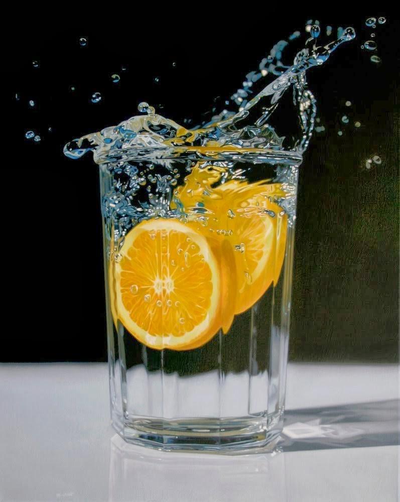 Jason de Graaf - Acrylic on canvas