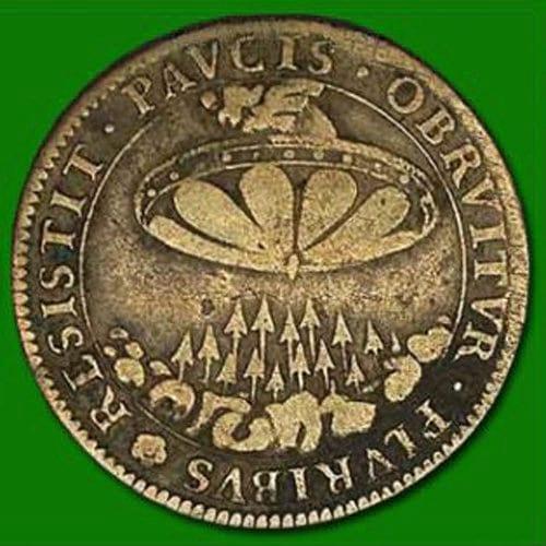埃及南部驚傳挖出一系列「神秘古老外星硬幣」,網友堅信這就是「外星人存在」的鐵證!