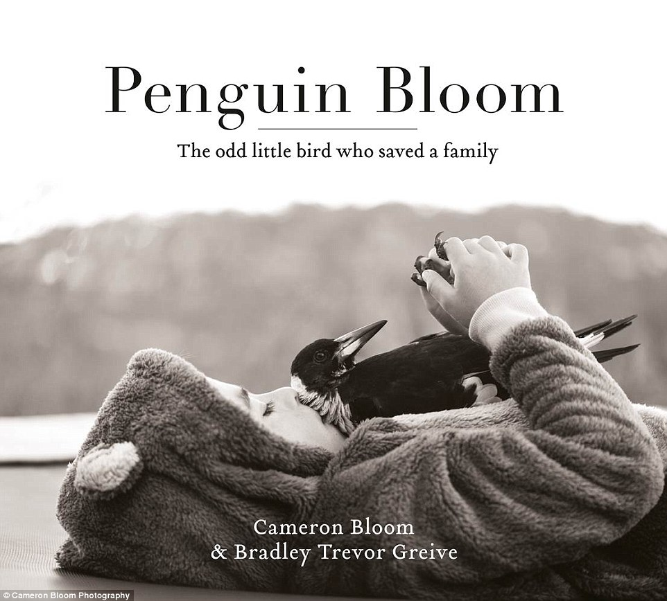 The odd little bird who saved a family:New York Times bestselling author Bradley Trevor Greive worked with Mr Bloom to create the book