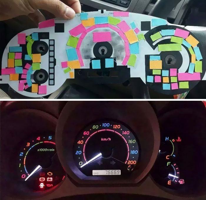 38張會讓人大叫「拜託我錢包給你!」的超創意汽車小改造!