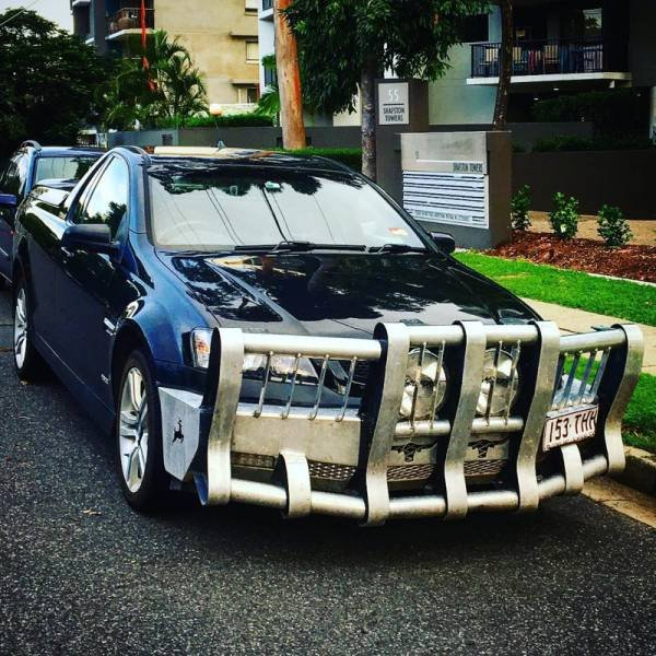 strange bizarre cars cool awesome 35 You see the strangest cars on the road nowadays (40 Photos)